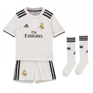 Real Madrid Home Mini Kit 2018-19