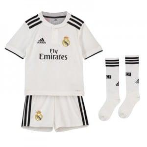Real Madrid Home Mini Kit 2018-19