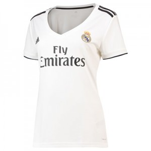 Real Madrid Home Shirt 2018-19 - Womens