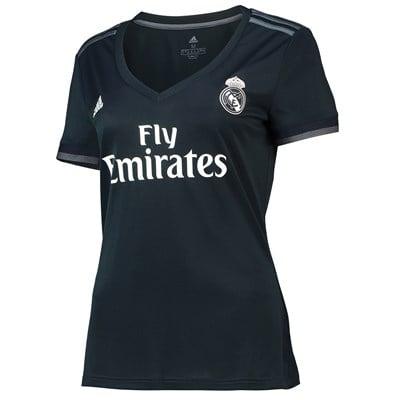 Real Madrid Away Shirt 2018-19 - Womens