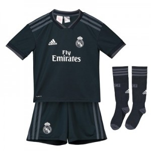 Real Madrid Away Mini Kit 2018-19