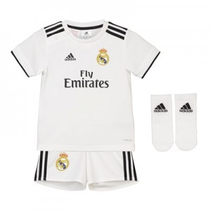 Real Madrid Home Baby Kit 2018-19