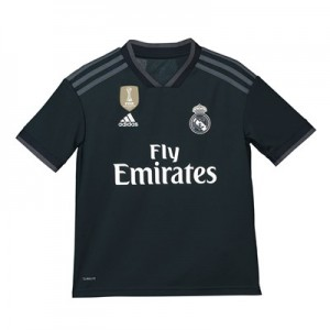 Real Madrid Away Shirt 2018-19 - Kids