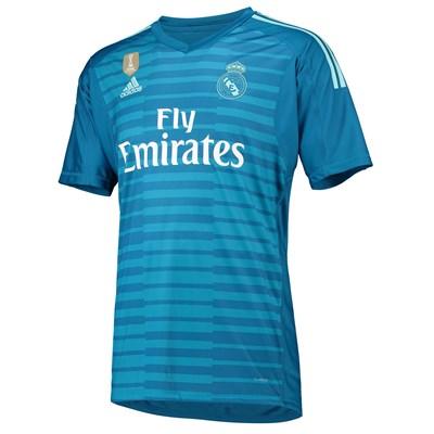 Real Madrid Away Goalkeeper Shirt 2018-19