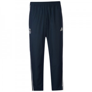 Real Madrid Training Woven Pant - Dark Grey