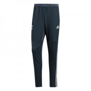 Real Madrid Training Warm Pant - Dark Grey