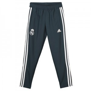 Real Madrid Training Woven Pant - Dark Grey - Kids