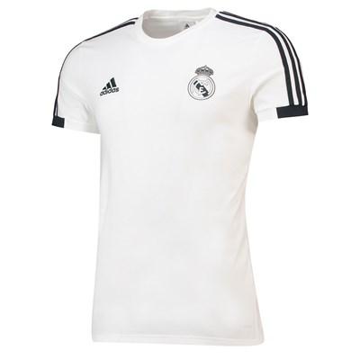 Real Madrid Training T-Shirt - White