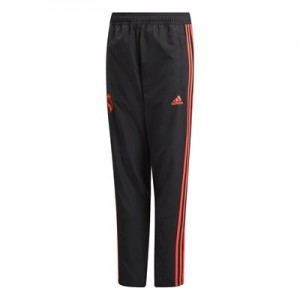 Real Madrid UCL Training Woven Pant - Black - Kids