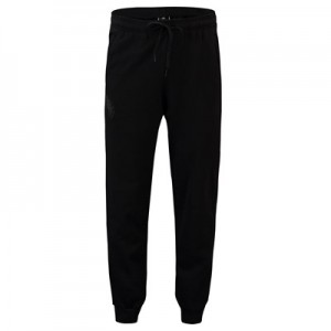 Real Madrid Graphic Sweat Pant - Black