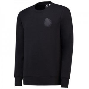 Real Madrid Graphic Sweatshirt - Black
