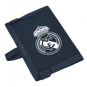 Real Madrid Wallet - Dark Grey
