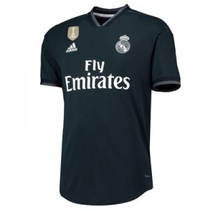 Real Madrid Away Authentic Shirt 2018-19