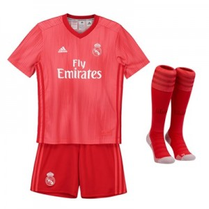 Real Madrid Third Kids Kit 2018-19