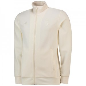 Real Madrid Track Top - White
