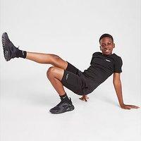 McKenzie Essential Poly Shorts Junior - Black - Kids