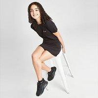 Sonneti Girls' Essential T-Shirt Dress Junior - Black - Kids