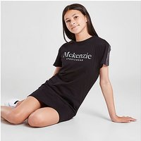 McKenzie Girls' Isla Tape Dress Junior - Black - Kids