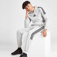 adidas Badge of Sport Fleece Joggers Junior - Grey - Kids