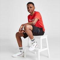 Champion Fleece Cargo Shorts Junior - Black - Kids
