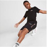 Fila Josh Repeat F Shorts Junior - Black - Kids