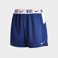 "Nike Girls' Trophy 6"" Shorts Junior - Navy - Kids"