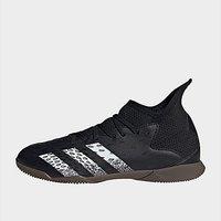 adidas Predator Freak.3 Indoor Boots - Core Black