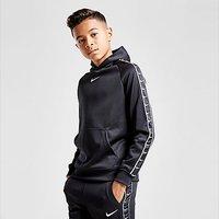 Nike Tape Poly Overhead Hoodie Junior - Black - Kids