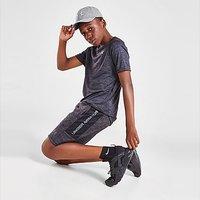 Under Armour UA Armour Fleece Poly Shorts Junior - Grey - Kids