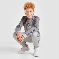 adidas Originals ID96 1/4 Zip Hoodie Junior - Grey - Kids
