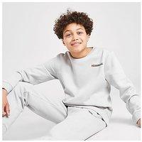 Napapijri French Terry Crew Sweatshirt Junior - Grey - Kids