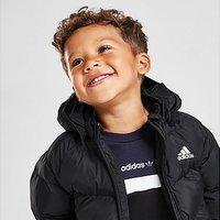 adidas Badge Of Sport Padded Jacket Infant - Black - Kids