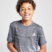 adidas Gradient Fade T-Shirt Junior - Black - Kids