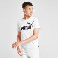 Puma Essential Logo T-Shirt Junior - Grey - Kids