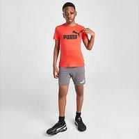 Puma Essential Logo T-Shirt Junior - Red - Kids