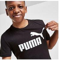 Puma Core Logo T-Shirt Junior - Black - Kids