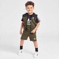 adidas Originals Sliced 3-Piece Set Infant - Green - Kids