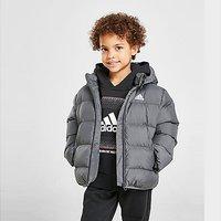 adidas Badge Of Sport Padded Jacket Children - Grey - Kids