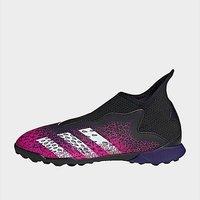 adidas Predator Freak.3 Laceless Turf Boots - Core Black