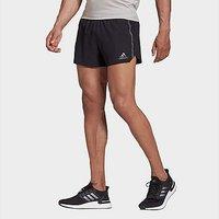 adidas Saturday Split Shorts - Black