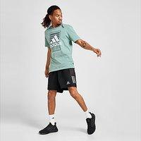 adidas Own the Run Shorts - Black