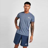 adidas Own The Run T-Shirt - Crew Navy