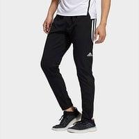 adidas Player 3-Stripes Windbreaker Joggers - Black