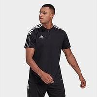 adidas Tiro 21 Polo Shirt - Black