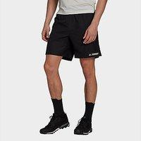 adidas Terrex Primeblue Trail Running Shorts - Black