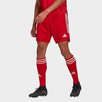 adidas Condivo 21 Primeblue Shorts - Team Power Red