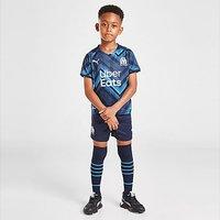 Puma Olympique Marseille 2021/22 Away Kit Children - Navy - Kids
