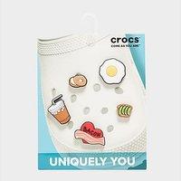 Crocs 5-Pack Jibbitz Charms - Multi Coloured - Womens