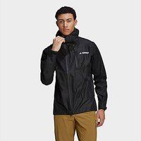 adidas Terrex Primeknit Rain.RDY Jacket - Black - Mens