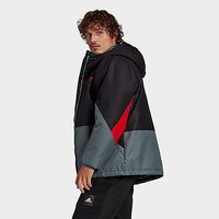 adidas Back to Sport Insulated Jacket - Black  - Mens